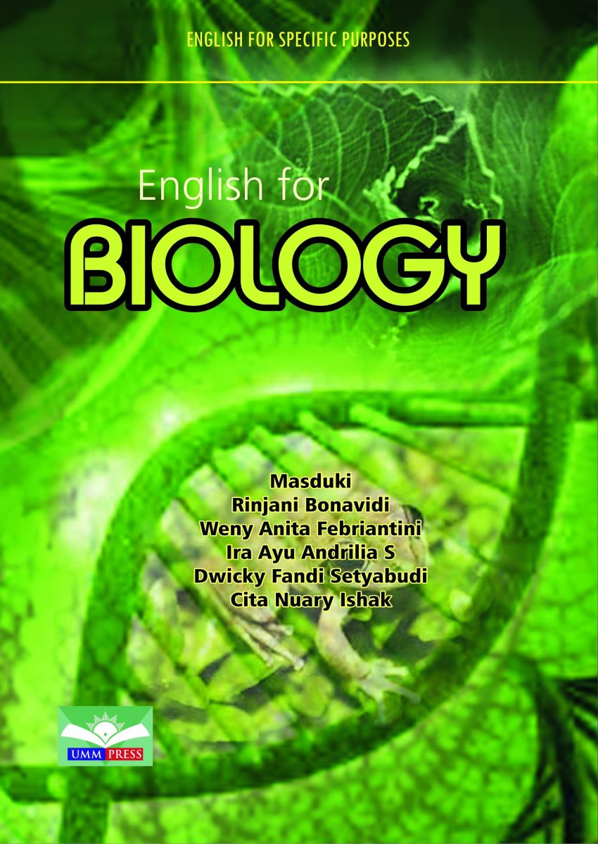 English for Biology