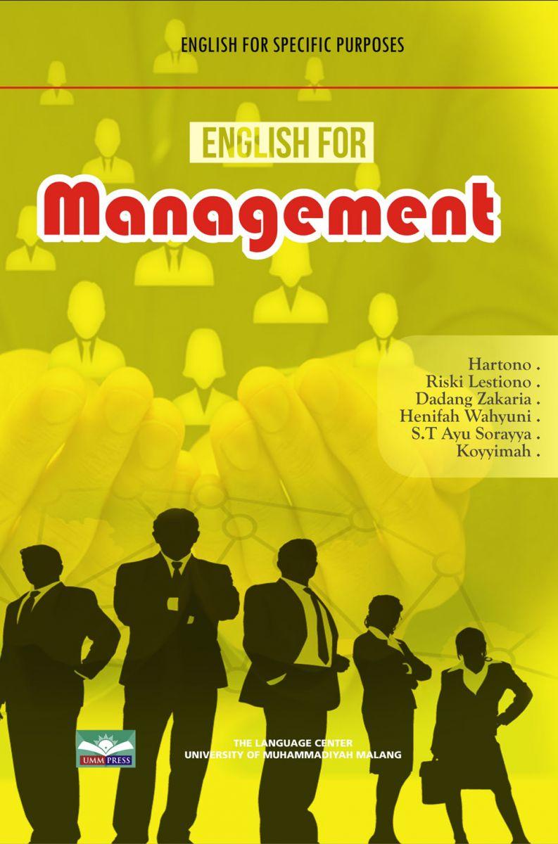 English for managemen