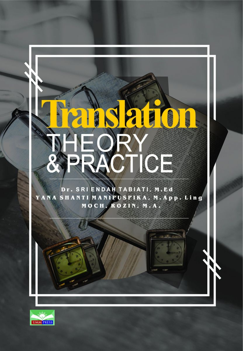 TRANSLATION: THEORY AND PRACTICE