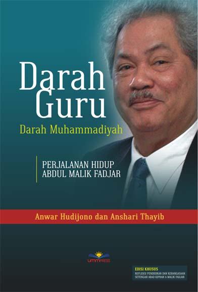 Darah Guru darah Muhammadiyah