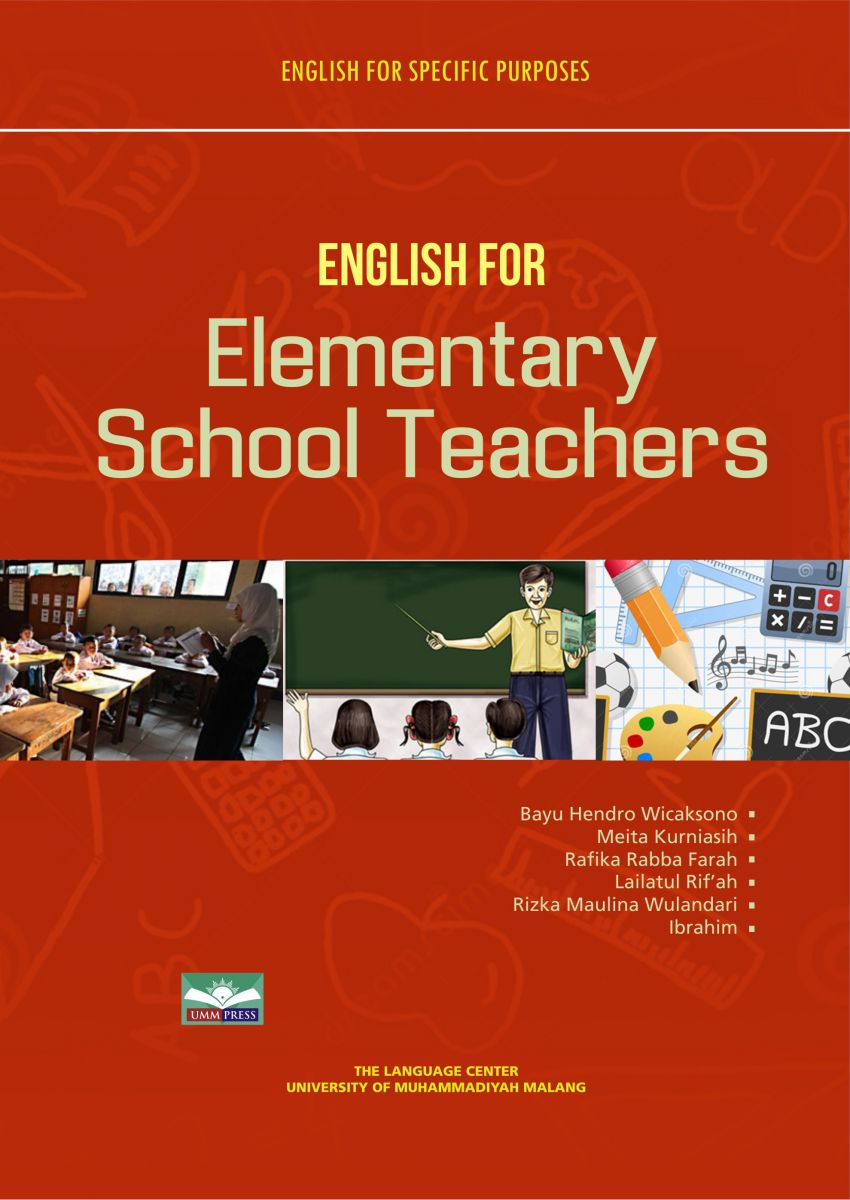 English for Elementary School Teachers