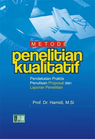 Metode Penelitian Kualitatif Umm Press