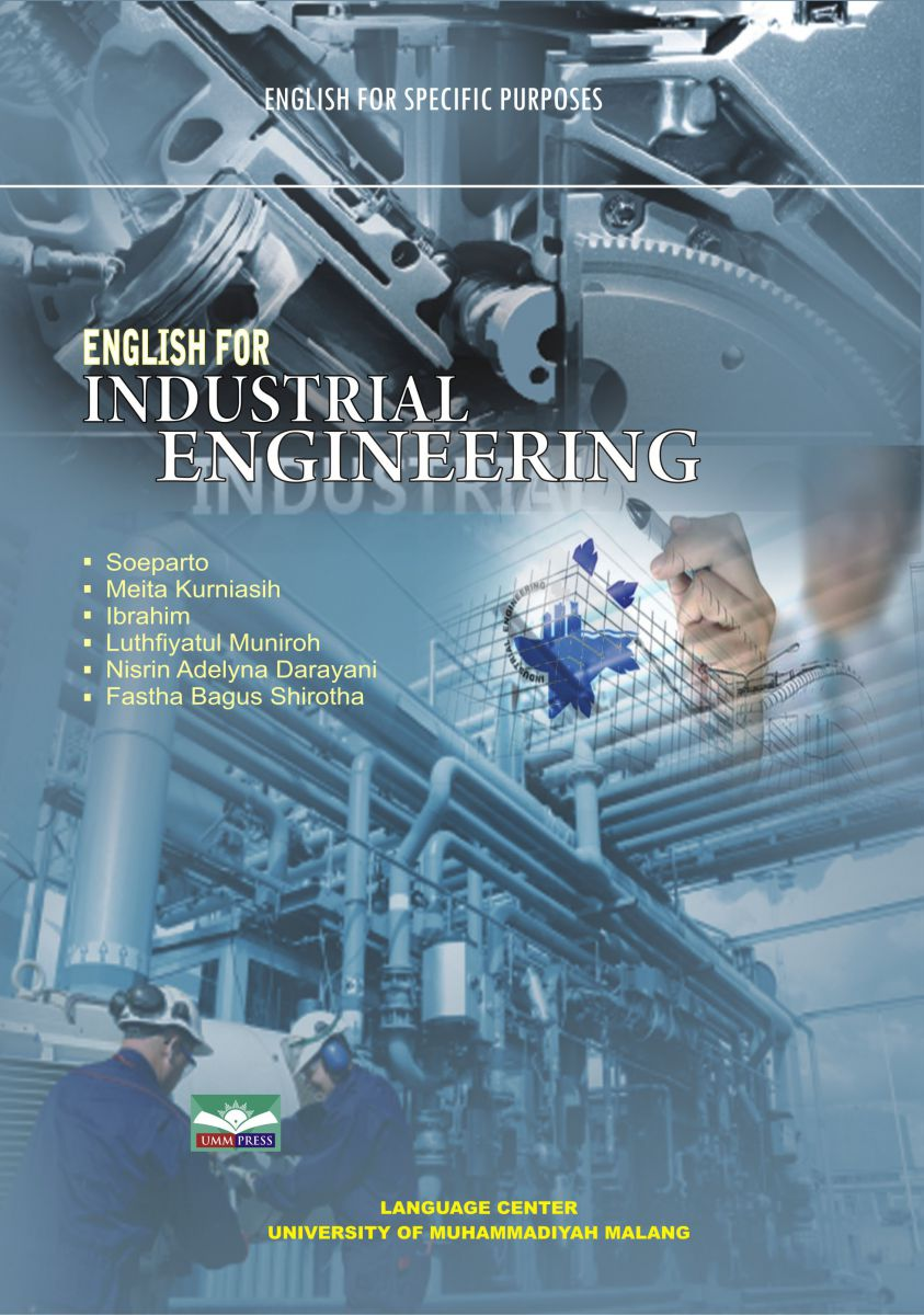English for INDUSTRIAL ENGINEERING